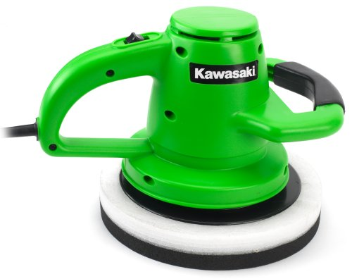 Review Of Kawasaki 840580 10-Inch Ergonomic Orbital Waxer