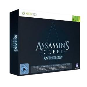Assassin's Creed Anthology Box