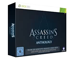Assassin's Creed Anthology Edition (exklusiv bei Amazon.de)
