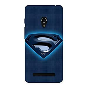 Blue Day Back Case Cover for Zenfone 5