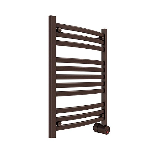 Mr. Steam W228ORB Wall Mounted Towel Warmer (Oil Rubbed Bronze) Curved
