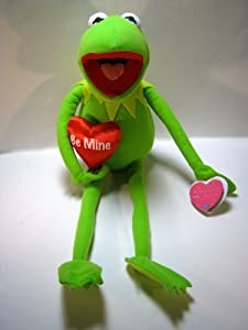 Kermit the Frog Be Mine Plush