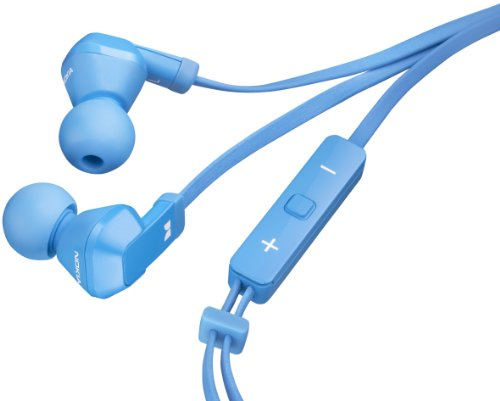 Nokia Wh-920 Purity In-Ear Wired Stereo Headset By Monster - Cyan