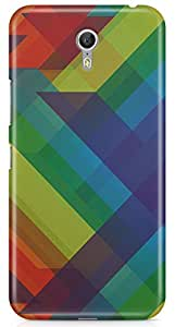 Lenovo Zuk Z1 Back Cover by Vcrome,Premium Quality Designer Printed Lightweight Slim Fit Matte Finish Hard Case Back Cover for Lenovo Zuk Z1