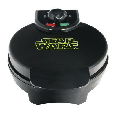Lowest Price! Darth Vader Waffle Maker