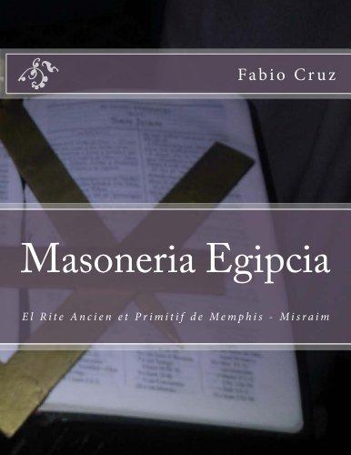 Fabio Cruz - Masoneria Egipcia