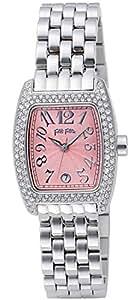 (フォリフォリ) FOLLI FOLLIE フォリフォリ 時計 FOLLI FOLLIE 腕時計 レディース WF5T081BDP ピンク/シルバー ウォッチ[並行輸入品]