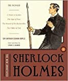 img - for The New Annotated Sherlock Holmes, Volume 3: A Study in Scarlet, the Sign of Four, the Hound of the Baskervilles, & the Valley of Fear   [NEW ANNOT SHERLOCK HOLMES V03] [Hardcover] book / textbook / text book