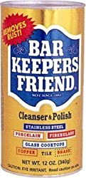 Bar Keepers Friend Stainless Steel Cleanser - Powder