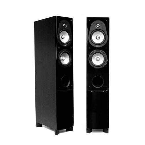 Energy Cf-30 Floorstanding/Tower Speaker (Black), Each