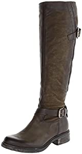 MJUS Women's Grayson Boot, Black, 40 EU/9.5 M US