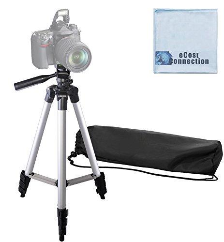 50-inch-aluminum-camera-tripod-for-canon-nikon-sony-samsung-olympus-panasonic-pentax-ecost-microfibe