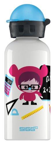 Sigg Monster Abc Water Bottle (White, 0.4-Litre) front-993137