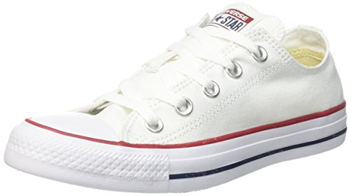 Converse Chuck Tailor All Star Sneakers, Unisex-adulto, Bianco (Optical White), 37