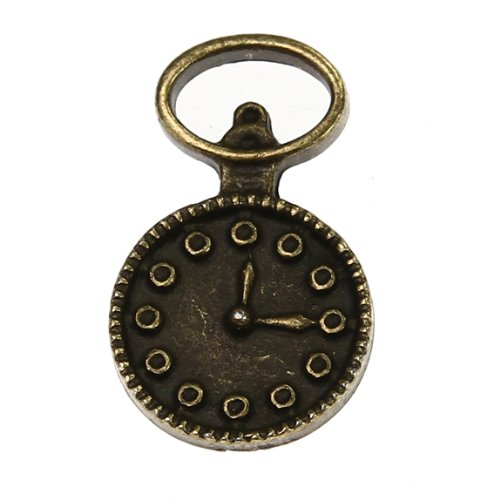 Pocket Watch Steampunk - 4 Pack
