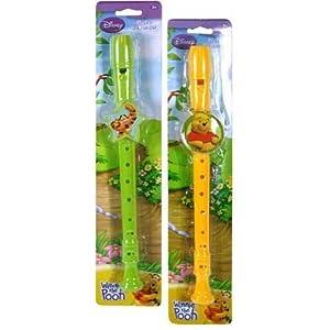 Pooh 13.5 Flute Recorder 2 Asstd. Case Pack 24