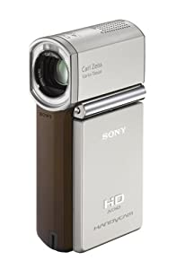 Sony HDR-TG1 4MP High Definition Handycam Camcorder with 10x Optical Super Steady Shot Zoom (4GB Memory Stick Included)