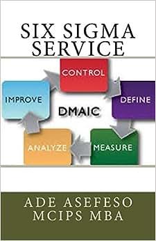Six Sigma Service (Volume 1)