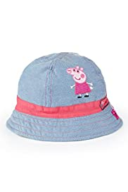 High Top Peppa Pig Pull On Hat