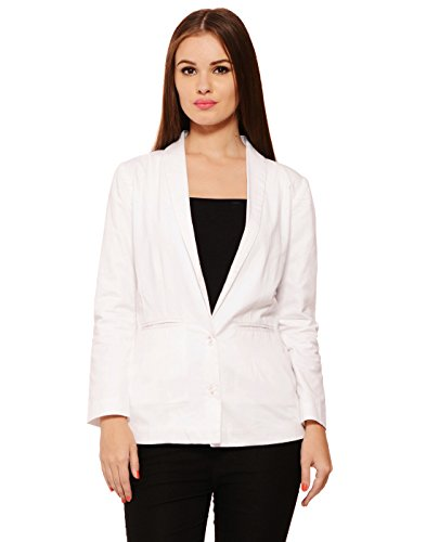 White Blazer Large