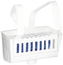 Big D 676 Non-Para Toilet Bowl Rim Hanger, 1500 Flushes, Apple Fragrance (Pack of 12)