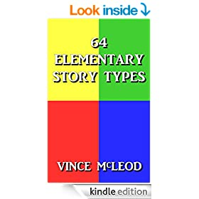 64 Elementary Story Types (Writing with Psychology Book 2)