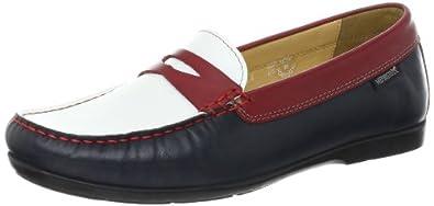 (疯抢)葡萄牙造 马飞仕途Mephisto女士Janet珍妮特 真皮皮鞋 白色 $44.16