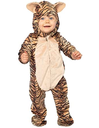 Baby-Toddler-Costume Anne Geddes Baby Tiger Toddler Costume 12-18 Months by SALES4YA