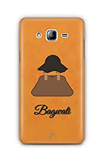 YuBingo Respect Bagwati Mobile Case Back Cover for Samsung Galaxy On 7 Pro