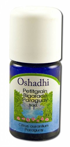Essential Oil Singles Petitgrain, Bigarade, Organic 5 mL