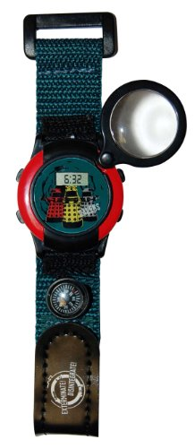 Doctor Who Doctor Who: Magnifying Watch & Compass Action Figure - 1
