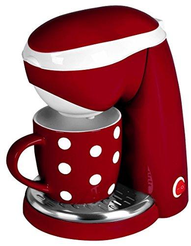 Kalorik cM1003R machine à café 1 tasse