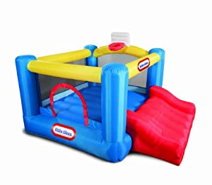 Little Tikes Junior Sports 'n Slide Bouncer at Sears.com