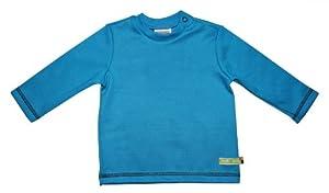 Loud + Proud - Camisa con cuello redondo de manga larga para bebé