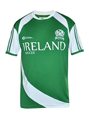 Buy Croker Ireland Soccer Shirt by Croker