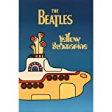 (24x36) The Beatles (Yellow Submarine) Music Poster Print Amazon.com