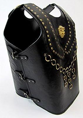 Nauticalmart Faux Leather Armor Jacket (L-20343)