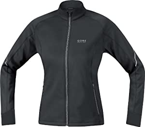 Gore Running Wear Essential Soft Shell Women's Jacket - Black, 8