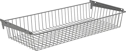 IB-Style-Regalsystem-EASY-Drahtkorb-mit-Trger-silbermatt-800-x-120-x-350-mm-Made-in-Germany-TV-geprft-GS-Zeichen-Wandleiste-Wandschiene-Trger-Halterung