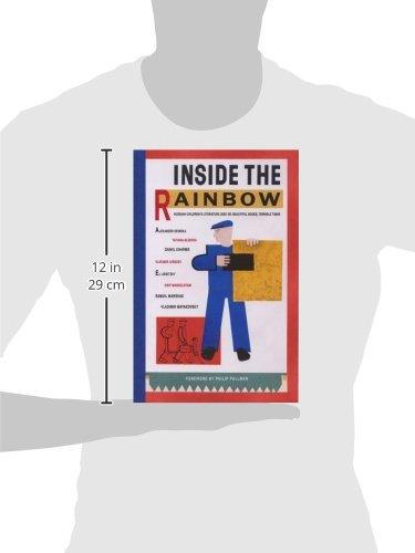 Inside the Rainbow: Russian Children's Literature 1920-35: Beautiful Books, Terrible Times