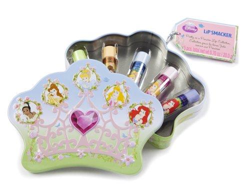 Lip Balm 5 Smacker Box Lip Disney Princess