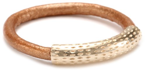 by boe Bronze Leather Ring, Size 7.5