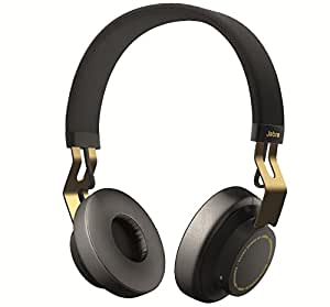 Jabra MOVE Wireless ゴールド ワイヤレス Bluetooth ヘッドホン (オーバーヘッド) 【日本正規代理店品】