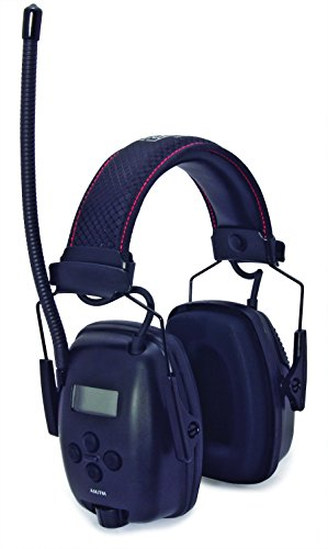Howard Leight by Honeywell Sync Digital AM/FM Radio Earmuff (1030331) (Honeywell Ear Muffs compare prices)
