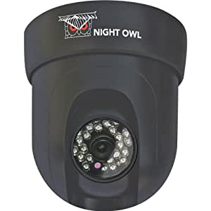 Amazon Com Night Owl Security Cam Pt Sh420 24 Ccd Pan