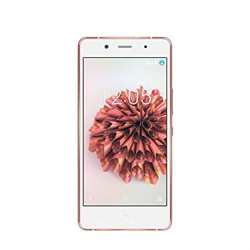 BQ Aquaris X5 Plus 32 GB 4G UK SIM-Free Smartphone - White/Rose Gold