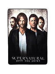 Supernatural Characters Throw