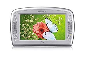 Tivax MiniVu7 7-Inch LCD Widescreen Handheld Digital TV