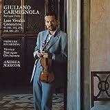 ヴィヴァルディ:後期ヴァイオリン協奏曲 第2集