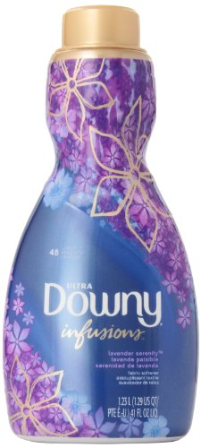 Downy Ultra Infusions Lavender Serenity Fabric Softener (Case of 6) (037000834656)